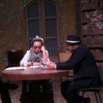 Рецензия на пьесу «Мұнлы Арлекин»